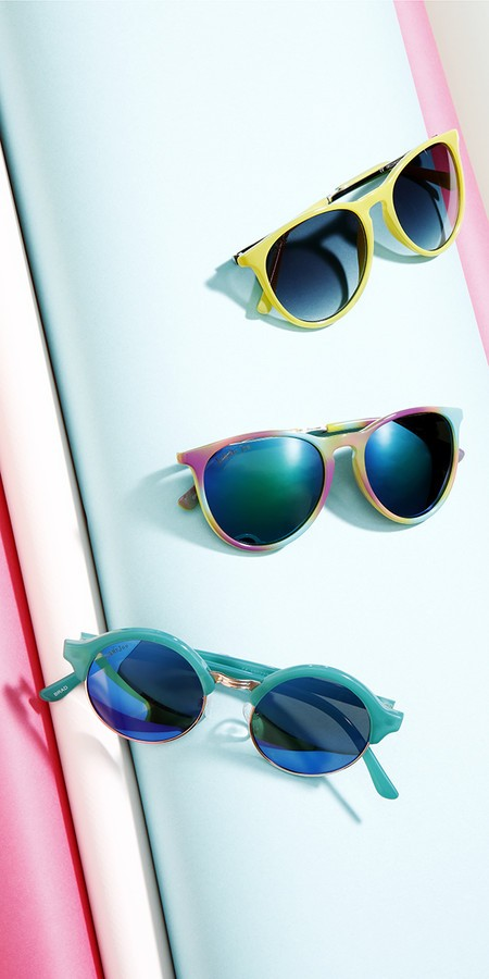 SUNGLASSES still life for El Corte Ingles