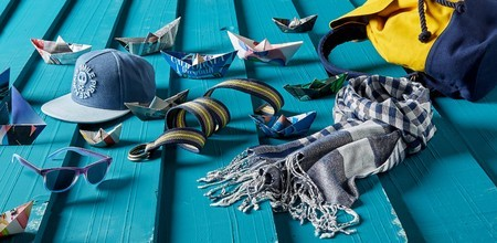 Boys accessories SS2016 for El Corte Ingles