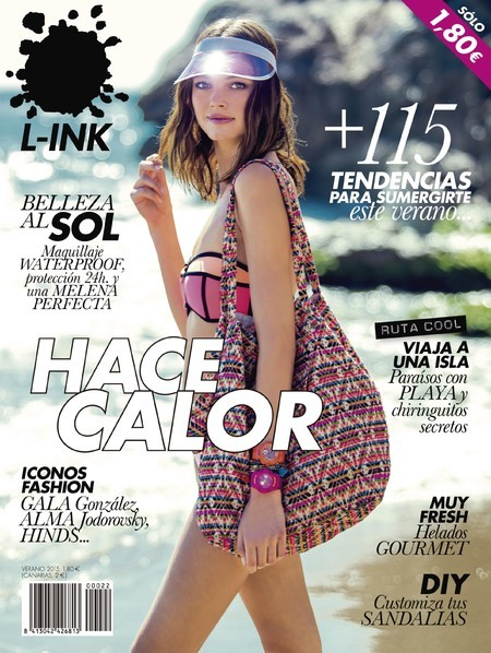 Kristina Peric for L-INK MAGAZINE Summer Issue