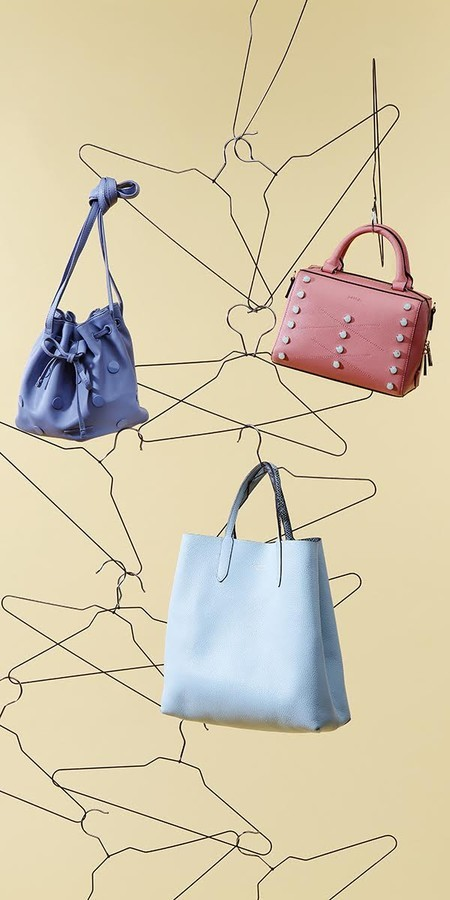 Bags Still Life for El Corte Ingles